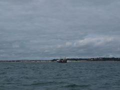 trawler In Bay 25 10 2014 time 13 36hrscompressed