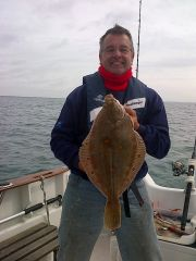 PB Plaice - Fish of the month August 2012