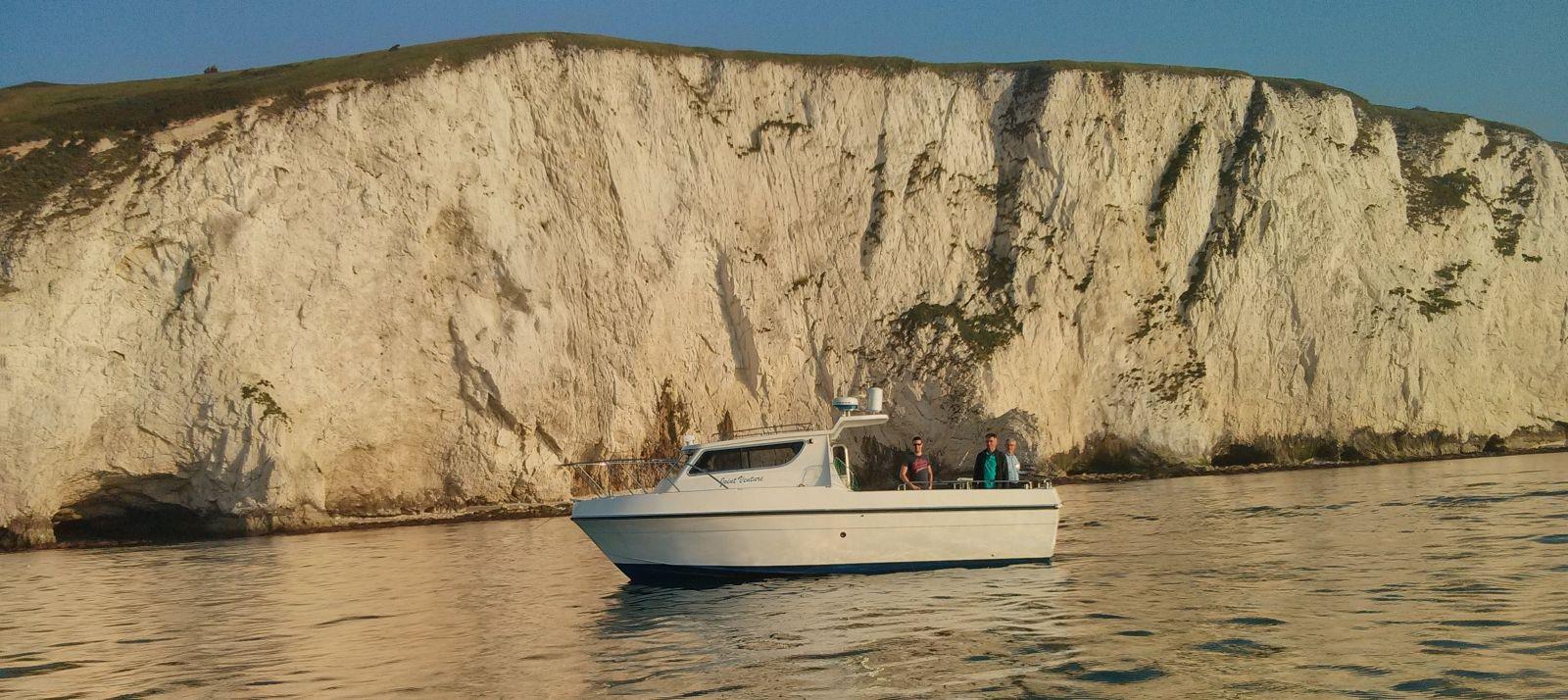 Adams New Boat