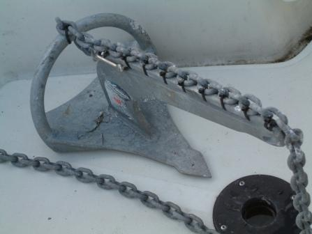 Manson Supreme anchor trip method