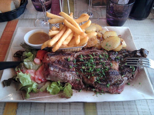 Mike's Entrecote