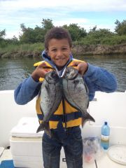 Kev's catch!