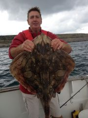 Kevs 13lb 2oz undulate ray