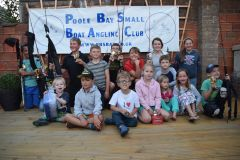 Junior Fishing Competition 2016 Group Photo 2